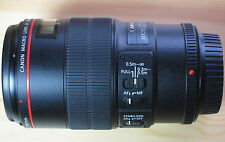 Canon EF 100mm 1:2.8 L IS USM Macro Lens F/2.8 Prime