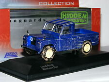 Vanguards VA07606 Land Rover Series II Weathered Blue Hidden Treasures 1/43