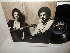 Stanley Clark George Duke THE CLARK / DUKE PROJECT 1981 ELECTRIC JAZZ FUSION LP
