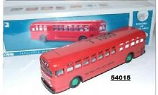 Corgi 54015 GM OLD LOOK BUS GM4502   TEXACO Crew Bus