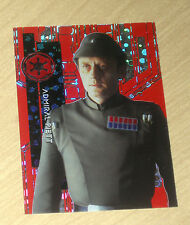 2015 Topps Star Wars High TEK RED Orbit Diffractor ADMIRAL PIETT #21 2/5