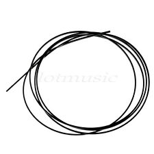 Black Purfling Binding Strip For Guitar Luthier Parts ABS 1650 x 2 x 1.5mm