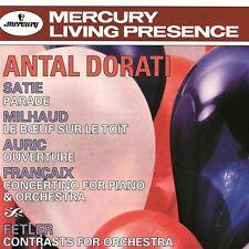 Dorati/LSO/Minneapolis così-Parata/concertino/contrasti CD NUOVO questa/Francaix
