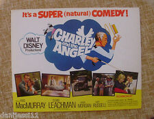 1973,Lobby Card,Charley and the Angel,Walt Disney,Fred MacMurray,Cloris Leachman