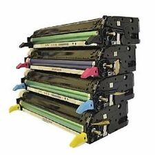 4 Color Toner Cartridge Set for use in Xerox Phaser 6280, 6280DN, 6280N