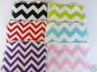 Baby Wipes Handmade Assorted Chevron Suitable for Top or Bottom Set of Six
