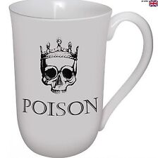 Poison Mug Extra Large - Funny prescription style MUG personalised fun gift mugs
