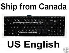 ASUS K501 K501U K501UX Keyboard - US English