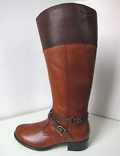 Tamaris Cuir tants Bottes qu'moka taille 38 LEATHER BOOTS Brown Marron Cognac