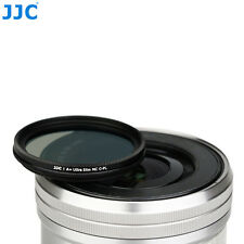 JJC 43mm Ultra Slim Multi-Coated Circular Polarizing CPL Filter Fit Fuji XF35mm