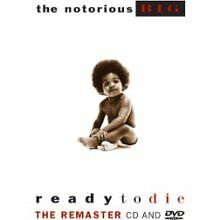 Notorious Big - Ready To Die (remaster) NEW CD + DVD