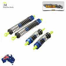 Wltoys 12428/12423 1/12 RC Car Complete Shock Absorber Set of 4