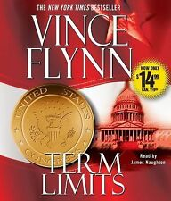 Term Limits by Vince Flynn (2009, CD, Abridged)