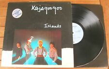 KAJAGOOGOO Islands (1984) LP VINYL ALBUM - EMI ‎– EMC 2401161