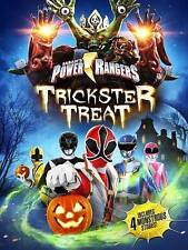 POWER RANGERS: Trickster Treat (DVD, 2015) New / Sealed / Free Shipping