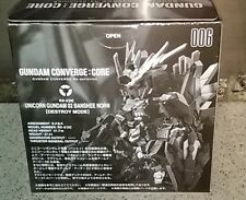 Bandai FW GUNDAM CONVERGE : CORE Re-definition Unicorn 02 BANSHEE NORN Destroy