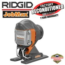 RIDGID R8223407 JobMax Jig Saw Head (Tool Only)  ZRR8223407 Reconditioned