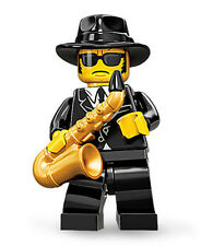 LEGO 71002 Series 11 Minifigure - (Jazz) Saxophone Player - New and Mint