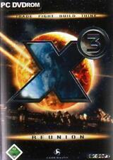 X 3 reunion comercio Action Adventure simulación utilizada
