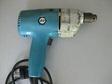 alte Bohrmaschine Black & Decker Typ 20 DNJ52 300 Watt blau Nostalgie Sammler