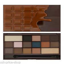 MAKEUP REVOLUTION I Heart Makeup Eyeshadow Palette Salted Caramel Chocolate Bar