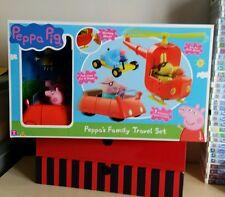 Peppa Pig Family Conjunto de viaje.