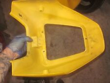 zane laverda ghost strike rear seat tail section