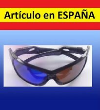 Sunglasses 3D alta quality BROWN y BLUE movies bluray stereo games