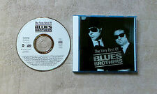 "CD AUDIO DISQUE/ THE BLUES BROTHERS ""THE VERY BEST OF THE BLUES BROTHERS"" CD COM"