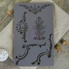 Prima Marketing Inc: Vintage Art Décor Mould - Baroque 4
