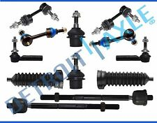 New 12pc Front Suspension Kit Inner Outer Tie Rod Ends 03-05 Ford Expedition 2WD