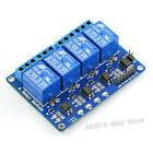4 Channel 5V Relay Module With Optocoupler für Arduino PIC ARM AVR DSP HD23L