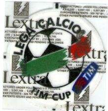 TOPPA PATCH LEGA CALCIO TIM CUP ORIGINALE LEXTRA