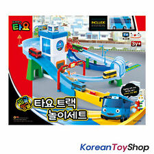The Little Bus TAYO Track Play Set Garage Toy w/ Mini Tayo Korean Animation