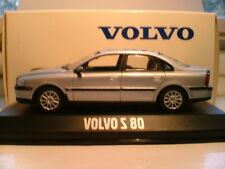 WOW estremamente raro Silver Minichamps 1/43 1999 VOLVO s80 NLA dettagli in sospeso
