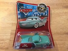 Disney Pixar Cars Final Lap Flo with Tray #148