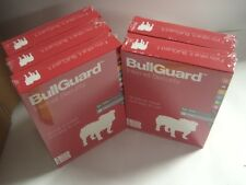 Bullguard Internet Security Software, BG1329  #812878011138, Lot of 5