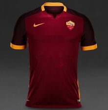 Nike AS Roma Short-Sleeve Home Match Men's Training Shirt (S) 658923 678
