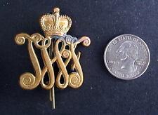 """Shoulder badge of the Dutch infantry regiment """"Johan Willem Friso"""""""