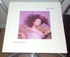 LP Kate Bush ‎– Hounds Of Love *WASHED* 1985 EX incl. OIS POP 80ies Vinyl Album