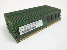 20x Micron MT8HTF12864AY-667E1 1GB PC2-5300 DDR2-667 Desktop RAM Bulk Job Lot