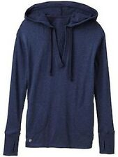 Athleta No Rush Hoodie -blue women's sweater size MEDIUM   Pre-Owned