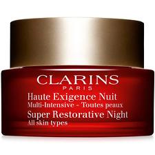 Clarins Super Restorative Night Cream for Unisex 1.6 oz