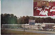 "Atlanta GA ""Yogi's Restaurant/Lounge, Roadway Inn"" Postcard Georgia FREE US SHIP"