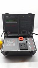 Sea Word Rs Components Pat 1000x 212-405 Pat Portable Appliance Tester
