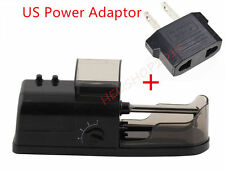Electric Cigarette Rolling Machine Automatic Injector EU+US Power Adaptor  LO