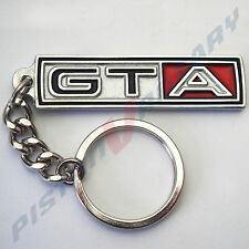 GTA KEYRING KEY CHAIN New , Chrome for FORD Mustang GT 1967 67 390 289 Fastback