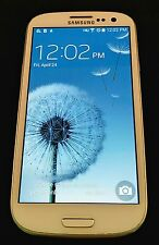 Unlocked Straight Talk smartphone Samsung Galaxy S3 White 16GB - 4G LTE Verizon