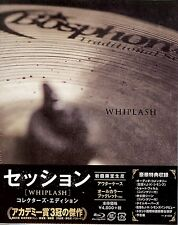 WHIPLASH Session Collector's Edition w/SlipCover Amaray (Region A Japan Import)