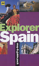 Spain (AA Explorer) MacPherdran, G., Macphedran, Gaby, Hopkins, Adam Excellent B